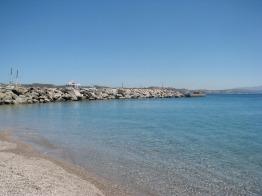 kamari strand zonvakantie kos griekenland