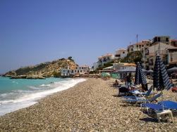 kokkari_beach-mooi strand samos vakantie griekenland eiland