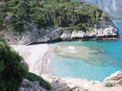 mikro-seitani-strand samos vakantie griekenland