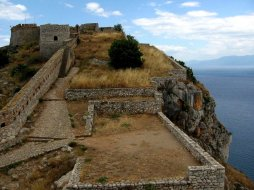 Peloponnesos_Mystras_zonvakantie