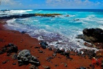 red-beach santorini