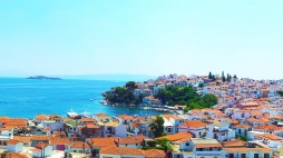 skiathos griekenland zonvakantie 2