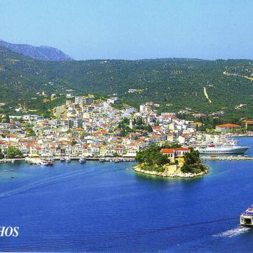 skiathos griekenland zonvakantie