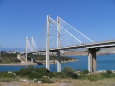 The-Chalkida-Bridge-In-Euboea-vakantie griekenland