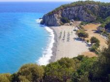 Tsambou Beach Samos zonvakantie
