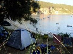 camping zonvakantie griekenland 1