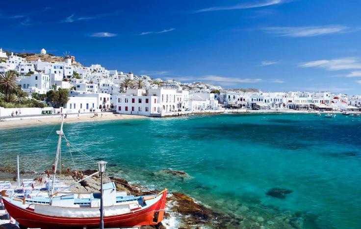 greek-islands- zonvakantie griekenland zee strand 1