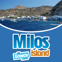 milos reclame eiland griekenland vakantie