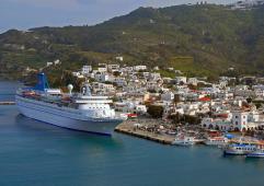 Patmos-griekenland-zonvakantie zee strand cruise