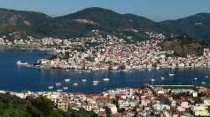 poros strandvakantie griekenland