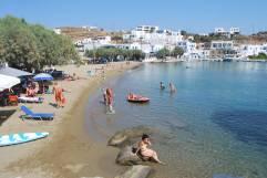 sifnos vakantie zon zee strand