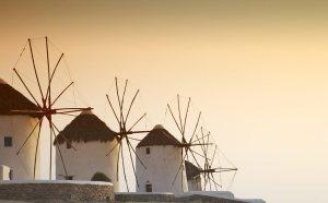 sightseeing mykonos bezienswaardigheden zonvakantie griekenland