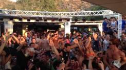 uitgaansleven ios zonvakantie disco