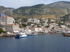 Hydra-eilandhoppen-zonvakantie Griekenland