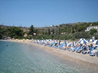 Spetses-strandvakantie boeken