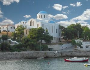 spetses - zonvakantie griekenland boeken