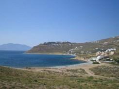 Houlakia strandvakantie griekenland mykonos