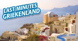 lastminutes griekenland