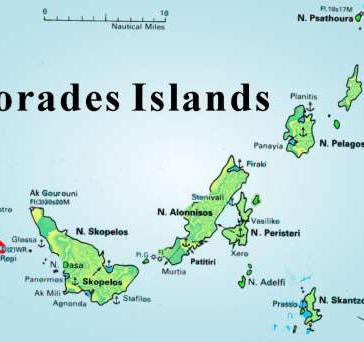 sporades islands vakantie