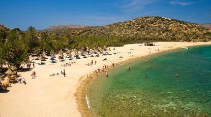 vai-beach=vakantie kreta