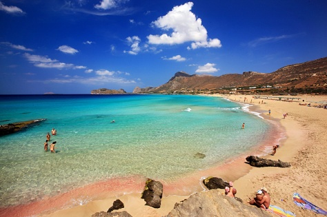 beach-of-falasarna top 10 stranden Kreta
