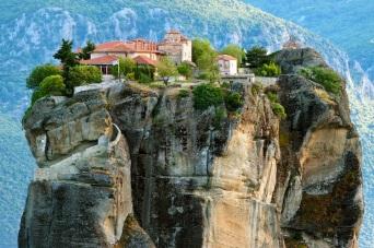 vakantie griekenland meteora_monastery
