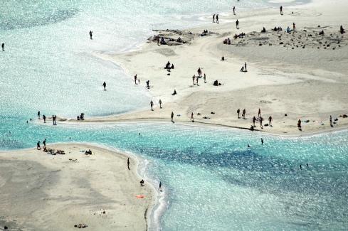 balos chania kreta vakantie mooi strand de top 10 lagune