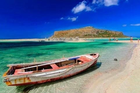 balos eiland chania kreta vakantie mooi strand de top 10 lagune