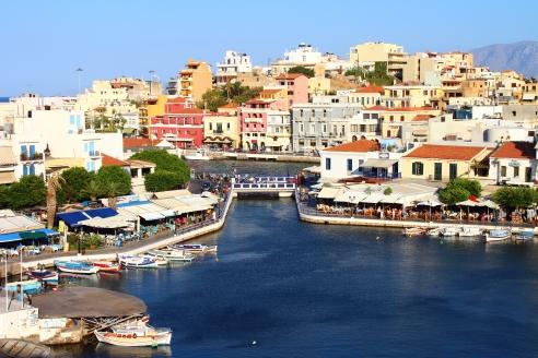 Agios_Nikolaos_zonvakantie kreta 3