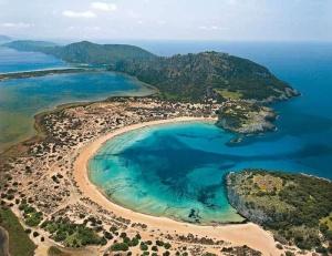 peloponnesos stranden vakantie griekenland 2