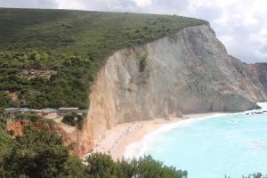 porto katsiki mooiste strand van europa - lefkas