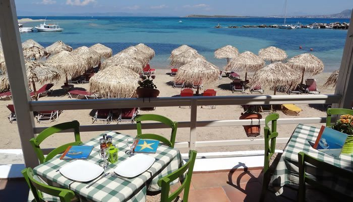 aegina strandvakantie hotel griekenland 1