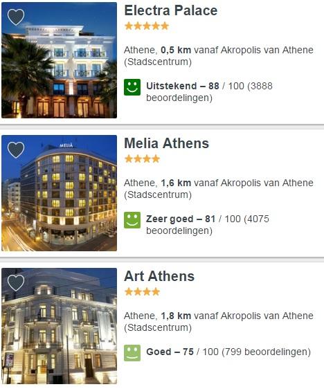 hotel-boeken-athene