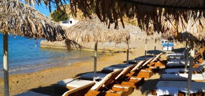 Rhodos, st Pauls bay, strand, baai vakantie 1234