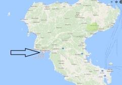 Paleokastritsa, corfu, vakantie, griekenland mooi strand 1