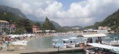 Paleokastritsa, corfu, vakantie, griekenland mooi strand 16