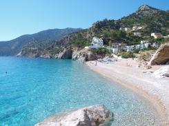 kyra panagia mooi strand karpathos griekenland zonvakantie 001