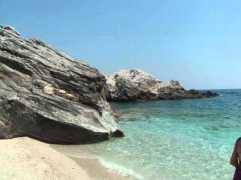 pelion pilion greieknalnd vakantie super mooi strand Limnionas 003
