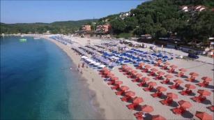 valtos strand parga vakantie griekenland vasteland 001