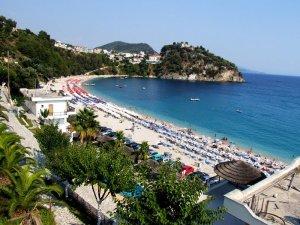 valtos strand parga vakantie griekenland vasteland 002