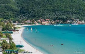 vasiliki-lefkada-2 top 10 mooiste stranden lefkas