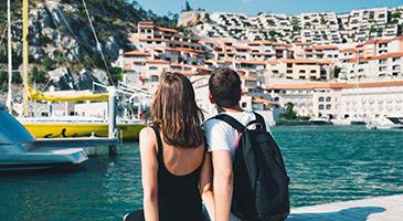 Babymoon vakantie Griekenland
