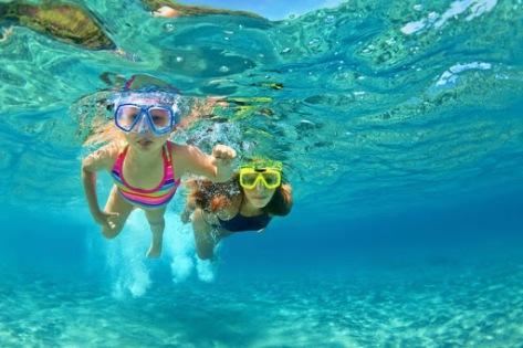 snorkelen en duiken op Hydra - vakantie griekenland 3
