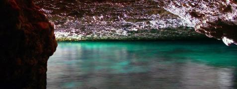 grot van Bekiri Spetses Vakantie griekenland duiken en snorkelen