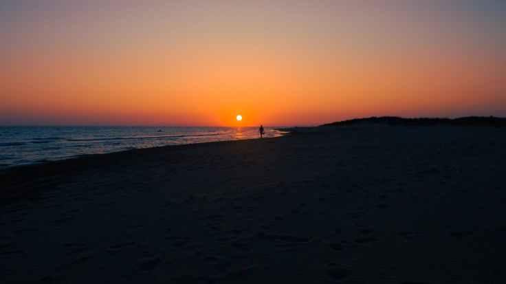 zonsondergang kreta