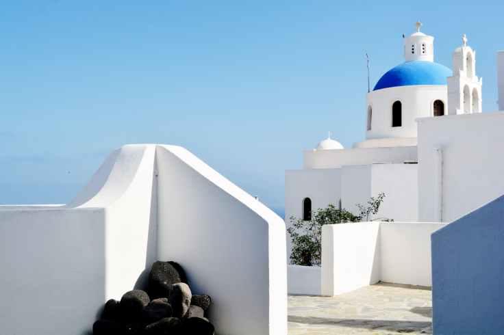 eilanden vakantie griekenland