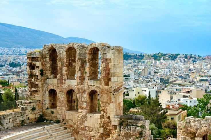 akropolis-archeologie-architectuur-athene