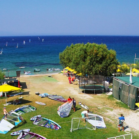 Samos Windsurfing School