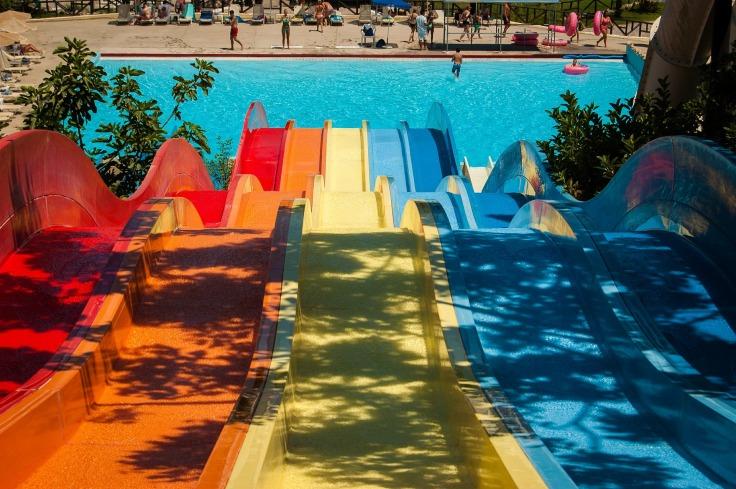waterpark Griekenland aquapark met glijbanen 10
