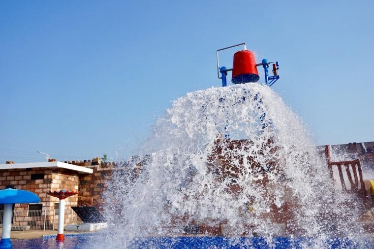waterpark Griekenland aquapark met glijbanen 45993